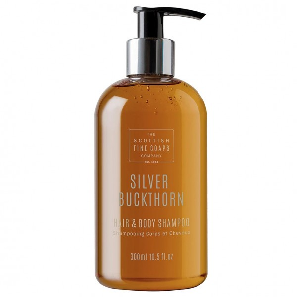 Silver Buckthorn Hair & Body Wash