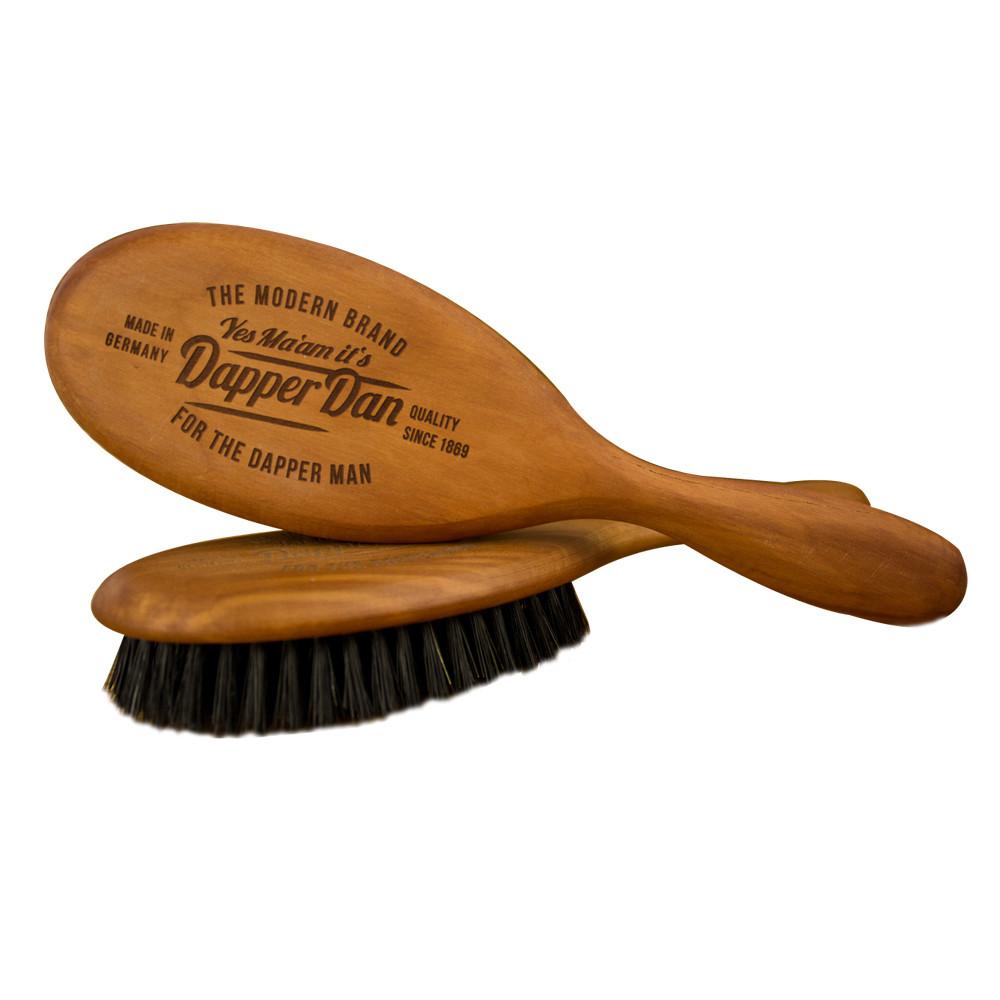 Vorschaubild von Dapper Dan - Haarbürste mit Griff Schwarz | Haarbürsten