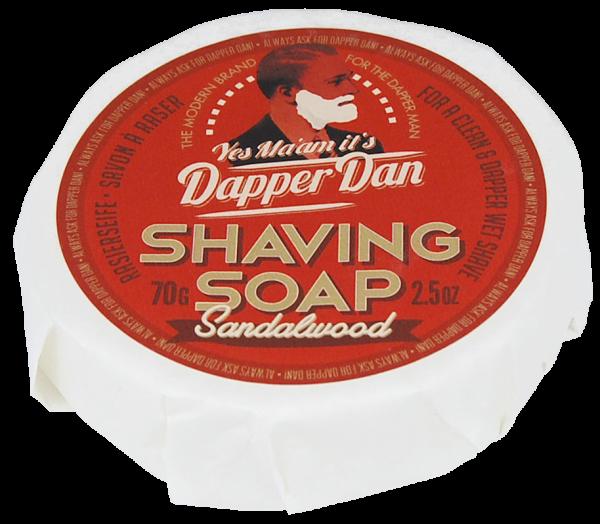 Dapper Dan Shaving Soap Rasierseife